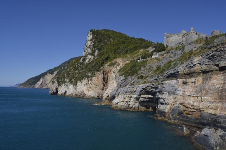 Vista desde la Grotta Byron