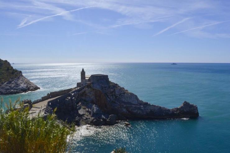 San Pietro desde el Castello Doria