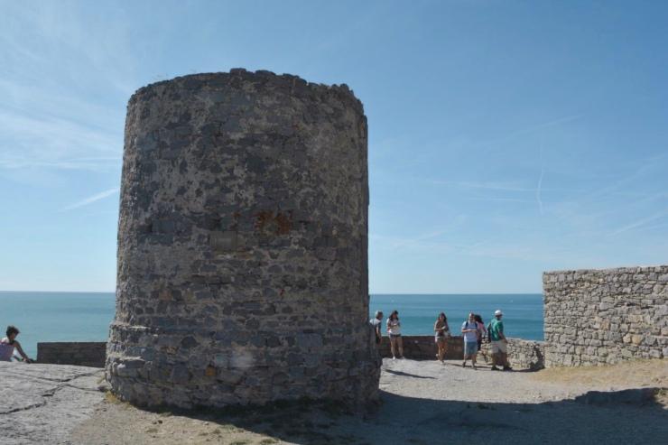 Desde el Castello D.